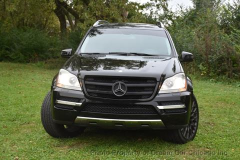 2012 Mercedes-Benz GL-Class for sale in Villa Park, IL