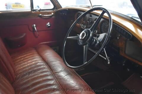 1961 Rolls-Royce Silver Cloud 3