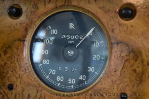 1952 Rolls-Royce Silver Dawn