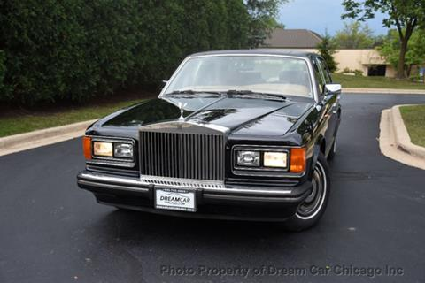 1988 Rolls-Royce Silver Spur for sale in Villa Park, IL