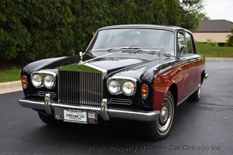 1967 Rolls-Royce Silver Shadow for sale in Villa Park, IL