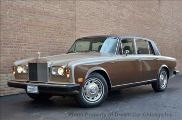1976 Rolls-Royce Silver Shadow for sale in Villa Park, IL