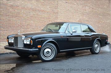 1975 Rolls-Royce Corniche Coupe for sale in Villa Park, IL