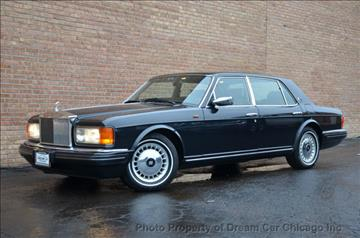 1997 Rolls-Royce Silver Spur for sale in Villa Park, IL