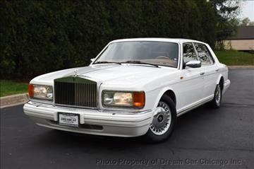 1998 Rolls-Royce Silver Spur