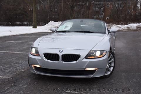 2007 BMW Z4 for sale in Villa Park, IL