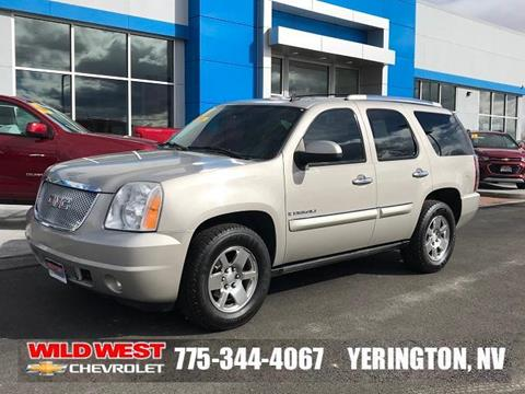2008 GMC Yukon for sale in Yerington, NV
