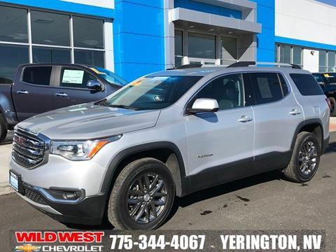 2017 GMC Acadia for sale in Yerington, NV