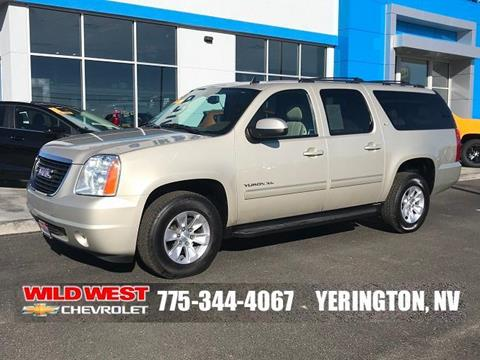 2013 GMC Yukon XL for sale in Yerington, NV
