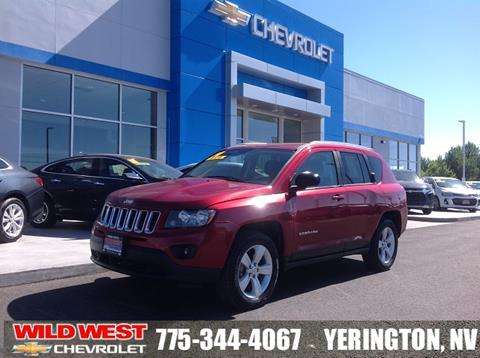 2014 Jeep Compass for sale in Yerington, NV