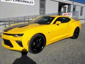 2017 Chevrolet Camaro for sale in Yerington, NV