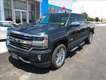 2017 Chevrolet Silverado 1500 for sale in Yerington, NV