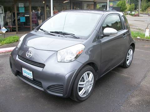 2012 Scion iQ for sale in Chehalis, WA
