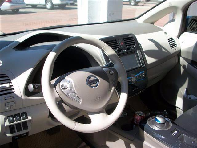 2012 Nissan LEAF SV 4dr Hatchback - Chehalis WA