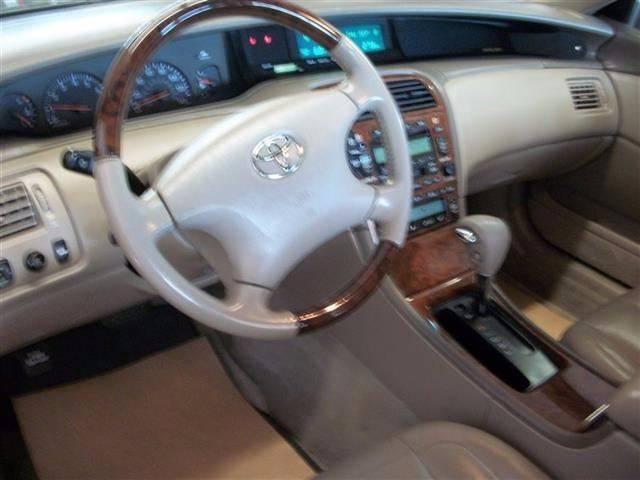 2003 Toyota Avalon XLS 4dr Sedan w/Bucket Seats - Chehalis WA