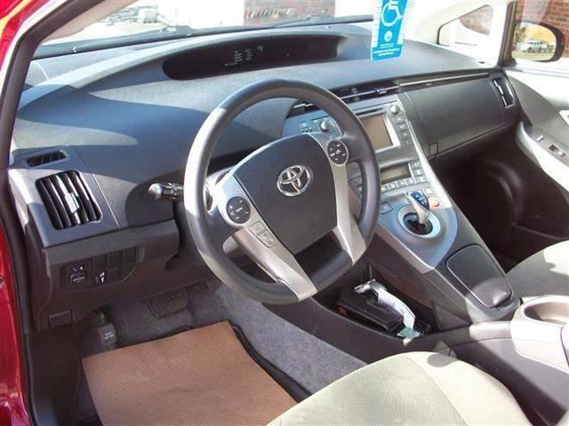 2012 Toyota Prius Three 4dr Hatchback - Chehalis WA
