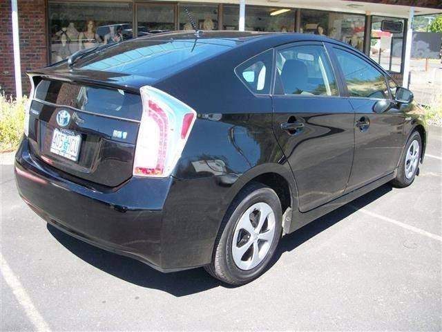 2012 Toyota Prius Two 4dr Hatchback - Chehalis WA