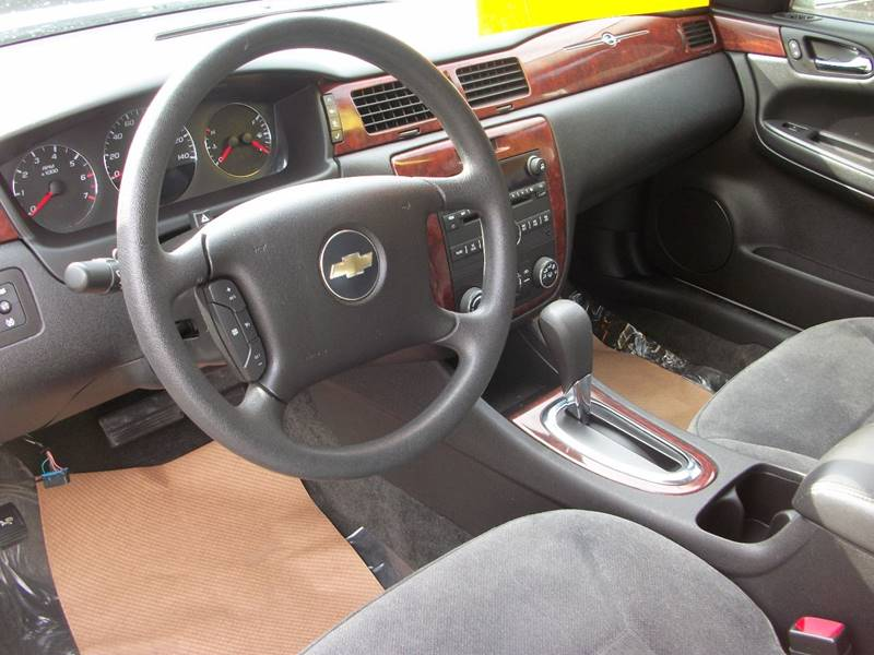2009 Chevrolet Impala LT 4dr Sedan - Chehalis WA