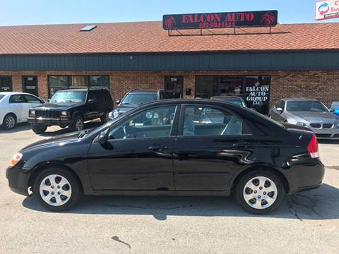 2008 Kia Spectra for sale in Omaha, NE