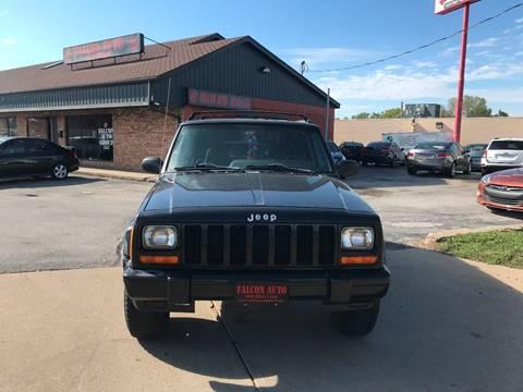 1998 Jeep Cherokee for sale in Omaha, NE