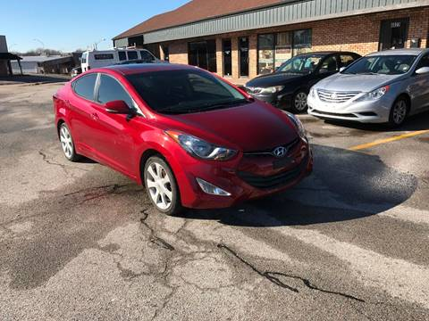 2011 Hyundai Elantra for sale in Omaha, NE