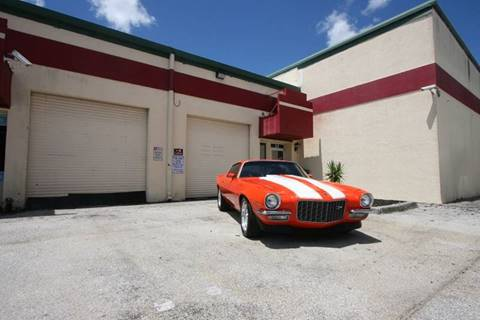 1971 Chevrolet Camaro for sale at Premier Auto Group of South Florida in Wellington FL