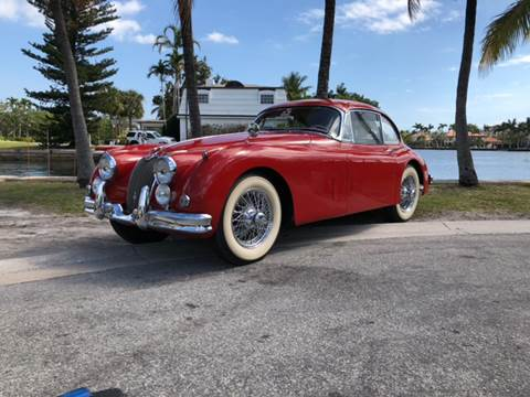 1957 Jaguar XK-Series for sale in Wellington, FL