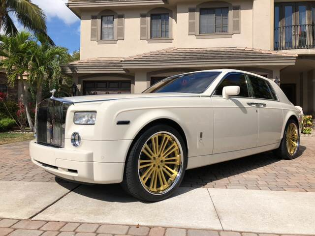 2005 Rolls-Royce Phantom for sale at Premier Auto Group of South Florida in Wellington FL