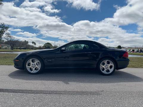2004 Mercedes-Benz SL-Class for sale at Premier Auto Group of South Florida in Wellington FL