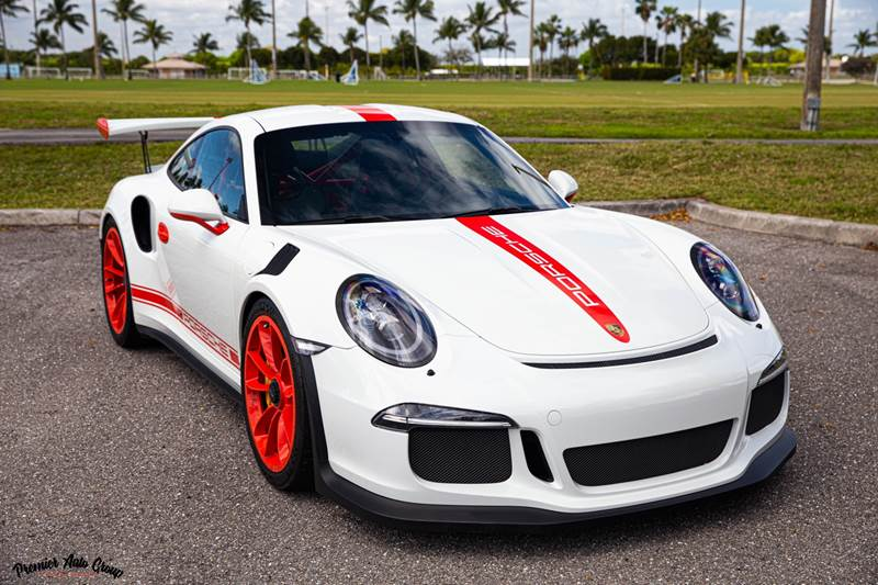2016 Porsche 911 for sale at Premier Auto Group of South Florida in Wellington FL