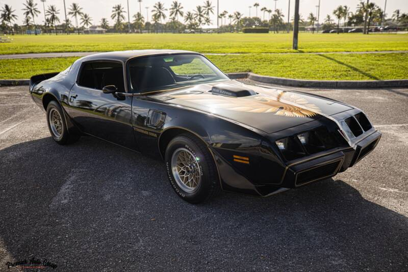1979 Pontiac Trans Am for sale at Premier Auto Group of South Florida in Wellington FL