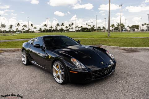 2007 Ferrari 599 for sale at Premier Auto Group of South Florida in Wellington FL