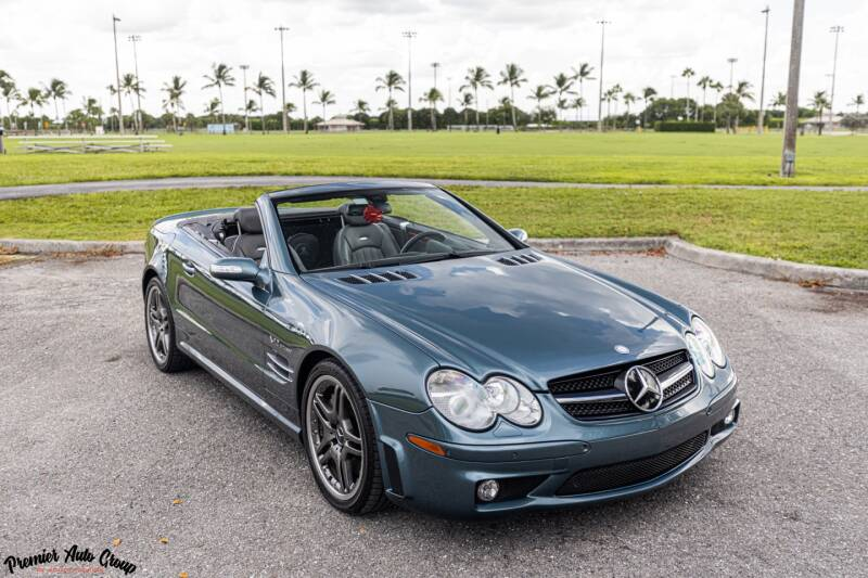 2005 Mercedes-Benz SL-Class for sale at Premier Auto Group of South Florida in Wellington FL