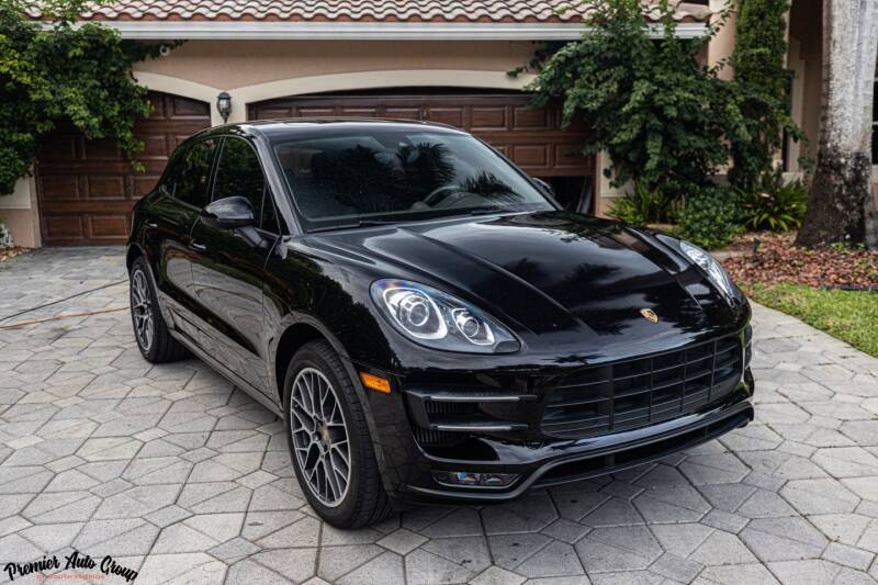 2015 Porsche Macan for sale at Premier Auto Group of South Florida in Wellington FL