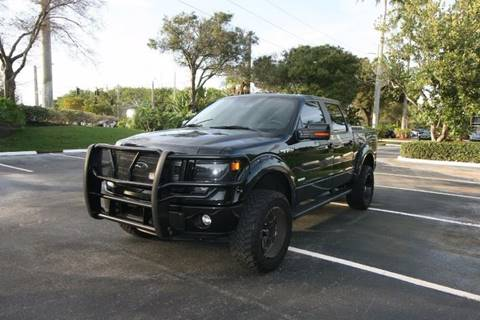 2014 Ford F-150 for sale at Premier Auto Group of South Florida in Wellington FL