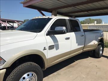 2012 RAM Ram Pickup 3500 for sale in Grand Prairie, TX