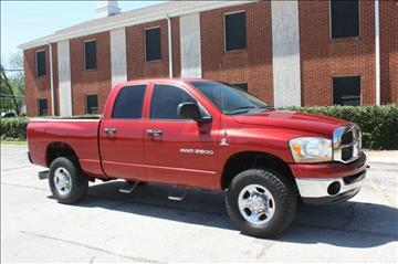 2006 Dodge Ram Pickup 2500 for sale in Grand Prairie, TX