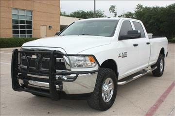 2014 RAM Ram Pickup 2500 for sale in Grand Prairie, TX