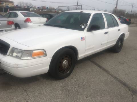 2005 Ford Crown Victoria for sale in Columbus, OH