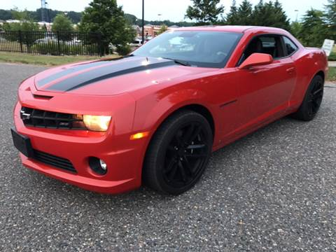 2010 Chevrolet Camaro for sale in Dunkirk, MD