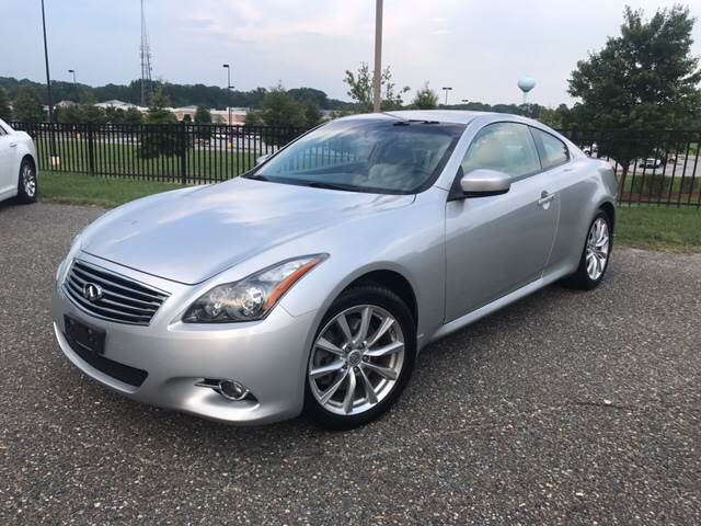 2011 infiniti g37 coupe x in dunkirk md southern maryland auto sales. Black Bedroom Furniture Sets. Home Design Ideas