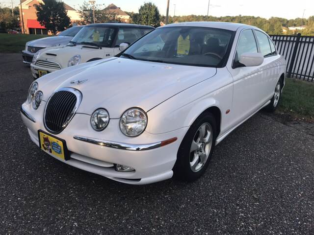 Nice 2002 Jaguar S Type For Sale At Southern Maryland Auto Sales In Dunkirk MD