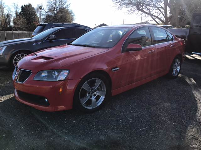2008 Pontiac G8 Gt In Dunkirk Md Southern Maryland Auto Sales