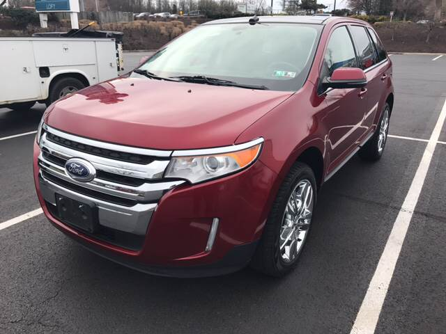 Ford Edge For Sale At Southern Maryland Auto Sales In Dunkirk Md