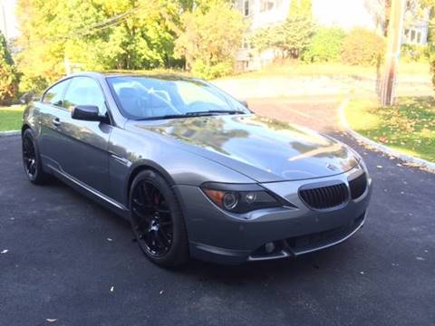 2005 BMW 6 Series for sale in New Rochelle, NY