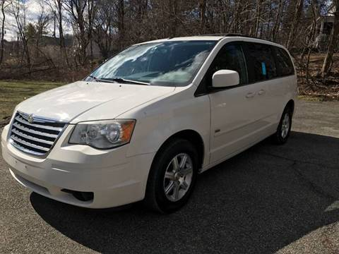 2008 Chrysler Town and Country for sale in New Rochelle NY