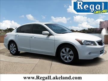 2009 Honda Accord for sale in Lakeland, FL