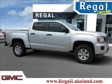 2017 GMC Canyon for sale in Lakeland, FL