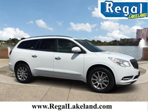 2016 Buick Enclave for sale in Lakeland, FL