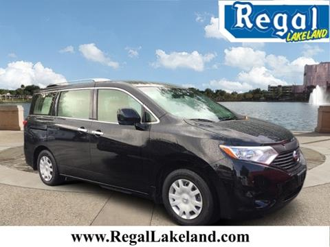 2015 Nissan Quest for sale in Lakeland, FL